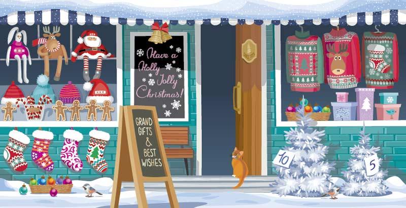 Natale Si Avvicina: Come Allestire La Vetrina E Il Punto Vendita