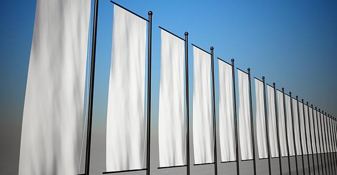 Alla Scoperta Delle Bandiere Pubblicitarie A Vela: Cosa Sono E A Cosa Servono