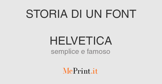 Il-font-Helvetica