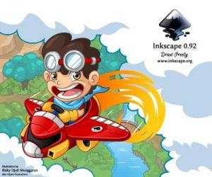 Immagine Inkscape