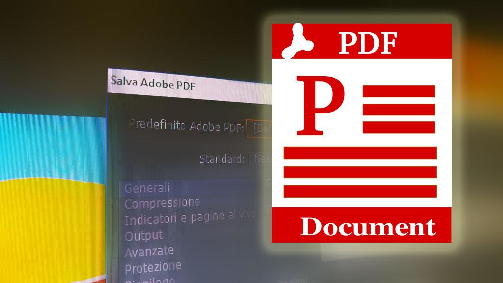 Guida Preparare Pdf alla stampa